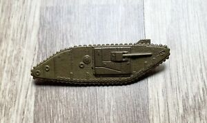 Tank Corps Arm Badge