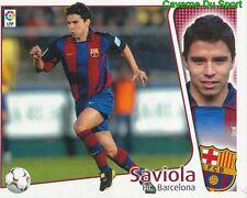 JAVIER SAVIOLA ARGENTINA FC.BARCELONA PSG CROMO STICKER LIGA ESTE 2005 PANINI
