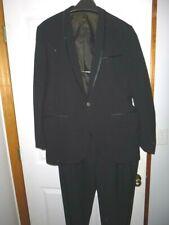 Vintage 1966 CELEBRITY Palm Beach Formals Tuxedo 43L Pants 37X30