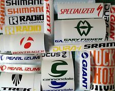 Bike Cycling Stickers Pack Rockshox Sram Giant Scott Radio Cannondale Shimano