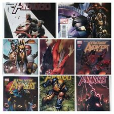 New Avengers 2005 10issue lot ( 1 2 3 4 4 5 6 10 16 17) Bendis Finch