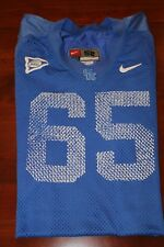 KENTUCKY WILDCATS TEAM/GAME/PRACTICE  ISSUED NIKE SEC FOOTBALL JERSEY #65