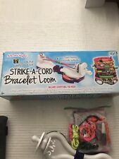 Just My Style Strike A Cord Bracelet Loom Making Kit