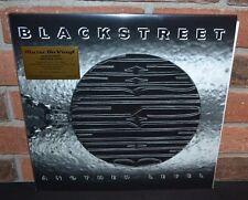 BLACKSTREET - Another Level. Limited Import 180G 2LP SILVER VINYL Foil #'d NEW!