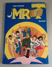 Mr T annual 1985 Annual - a team Mr T annual unclipped