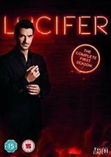 Lucifer - Season 1 [DVD] [2016] [DVD][Region 2]