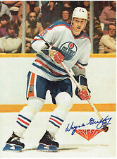1982 Wayne Gretzky Philips Odyssey Promotional Poster