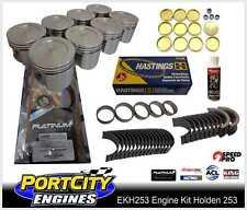 Engine Rebuild Kit Holden V8 253 Red Kingswood HT HG HQ HJ HX HZ WB EKH253