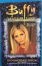 Buffy The Vampire Slayer Doomsday Deck by Diana Gallagher (2000) Pocket Pulse pb