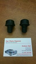 FORD ESCORT SIERRA RS BONNET BUMP STOP SET 2 NEW RS TURBO COSWORTH