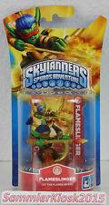 Flameslinger-Skylanders spyros Adventure personaje-elemento fuego-nuevo embalaje original