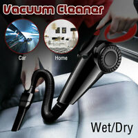Portable Car Vacuum Cleaner Wet Dry Dual Use Mini Handheld For Car Home  R K