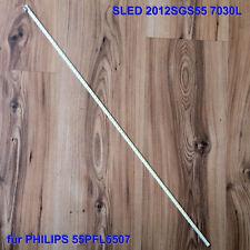 Retroilluminazione LED-Strisce Sled 2012sgs55 7030l per TV Philips 55pfl5507, lta550hw03