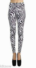 Legging FEMME-Zebra (medium / large) par Pamela Mann