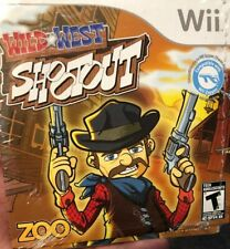 Wild West Shootout Wii Compatible With Wii Zapper