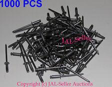 """1000pcs 1/8""""  Aluminum Dome Style Pop Rivets Grip Range: .188-.250  ITEM#JAL43"""
