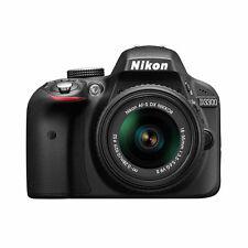 Nikon D3300 24.2 MP Digital SLR - (Kit w/ AF-S DX 18-55mm VR II Lens)