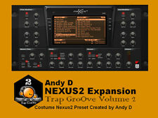 reFX Nexus Andy D Trap GroOve Vol.2 Sound Bank