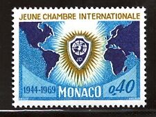 MONACO #749 Jaycees International 25th Anniversary MNH VF OG 1969