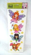 Main Street Creations Jumbo Stickers FAIRIES SPRITES Girl's Wall Decor