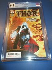 Thor #6 Black Winter CGC 9.8 NM/M Gorgeous gem Wow