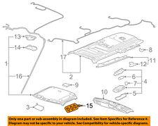 GM OEM-HVAC Climate Heater A/C AC Control 9375775