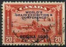 Canada 1933 SG#330 World Grain Exhibition Used #E854