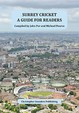 Surrey Cricket Books & Publications