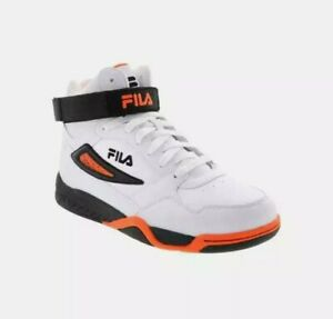 FILA Multiverse Men's High-Top Leather Basketball Shoe 11.5
