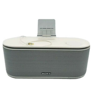 Sony SRS-U10 Speaker System for Use with Phone or iPod Aux Cord 3.5 mm Plug