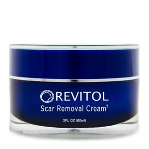 Revitol Scar Cream, All Types of Scars, All Natural Ingredients, Proven Results