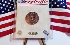 FRANKLIN PRESS CENT *HISTORICAL COLLECTOR GIFT TOKEN COIN*