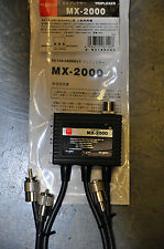 DIAMOND MX 2000 TRIPLEXER (1.6-60MHz  / 110-170MHz / 300-950MHz)