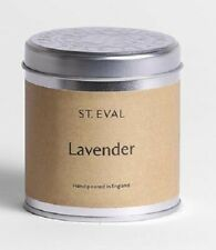 "St Eval ""LAVENDER"" Scented Candle in a Tin"