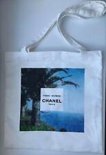 CHANEL VIP GIFT textile bag paris - riviera new rare