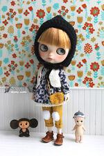 Girlish Vintage Blouse Set for Kenner / Custom Blythe doll - Blythe dress outfit