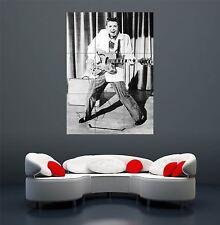 Eddie Cochran Leggenda Del Rock Roll Star Musica Cantante Gigante Poster Stampa z081