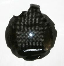 KAWASAKI ZX10R 08-10 CARBON LIMADECKEL MOTORDECKEL COVER CARBONE CARBONO ENGINE