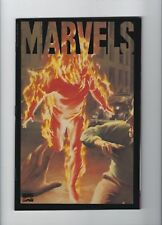 Marvels Book One | Acetate Cover | Near Mint- (9.2) | Alex Ross Cover
