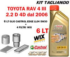 KIT TAGLIANDO TOYOTA RAV4 2.2D-4D