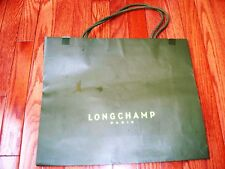 Longchamp Shopping/Paper bag, size L, Used