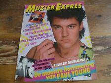 Muziek Expres 1985: Paul Young/McCartney/Nena/Wham/Bowie/Duran Duran/Propaganda
