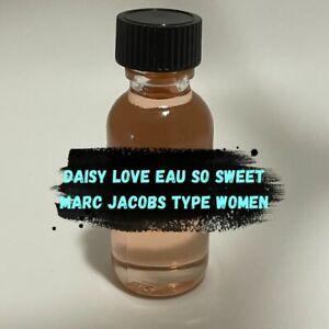 Daisy Love Eau So Sweet (Women) Type Fragrance Body Oil