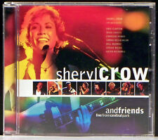 Sheryl Crow and Friends: Live in Central Park by Sheryl Crow (CD, Dec-1999, A&M