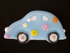 "2.1 Oz Scented Blue VW Bug Decorative Glycerin Soap, 4 1/4"" X 2"", NEW IN PACKAGE"