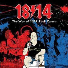 1814!-1814! - The War Of 1812 Rock Opera CD NEW