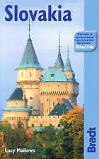 Slovakia (Bradt Travel Guides), Good Condition Book, Mallows, Lucy, ISBN 9781841