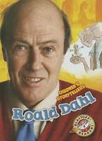 Roald Dahl (Children's Storytellers) by Leaf, Christina, NEW Book, FREE & Fast D