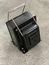 220V-110V Step Up or Down Voltage Transformer Converter 1500W IP20 UK 3 Pin Plug
