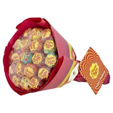 Chupa Chups Flower Bouquet Composé de 19 Sucettes de 12 g